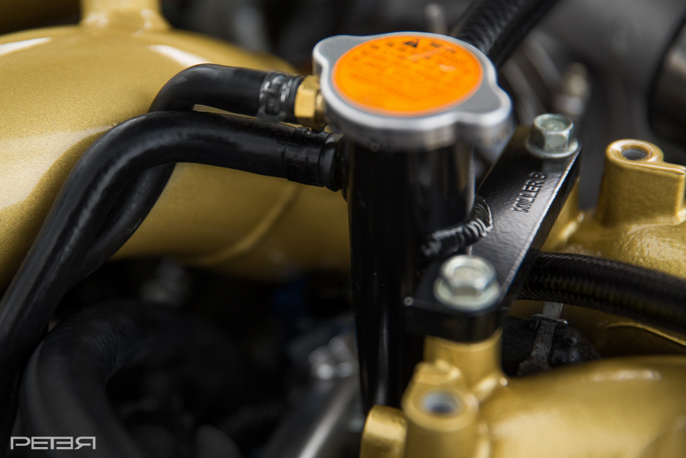 killer bee upper coolant reservoir subaru